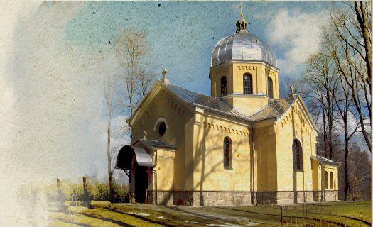 Kościół w Oparówce